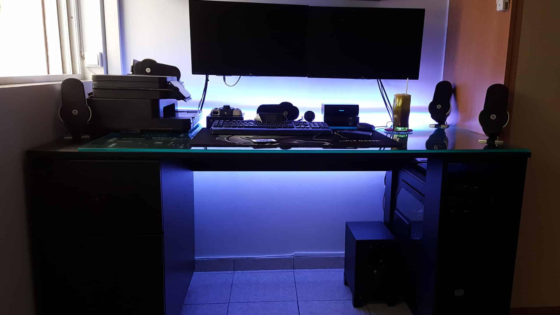 Το νέο μου γραφείο